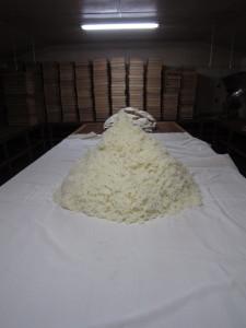 床 蒸米包