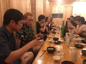 遊山 宴会